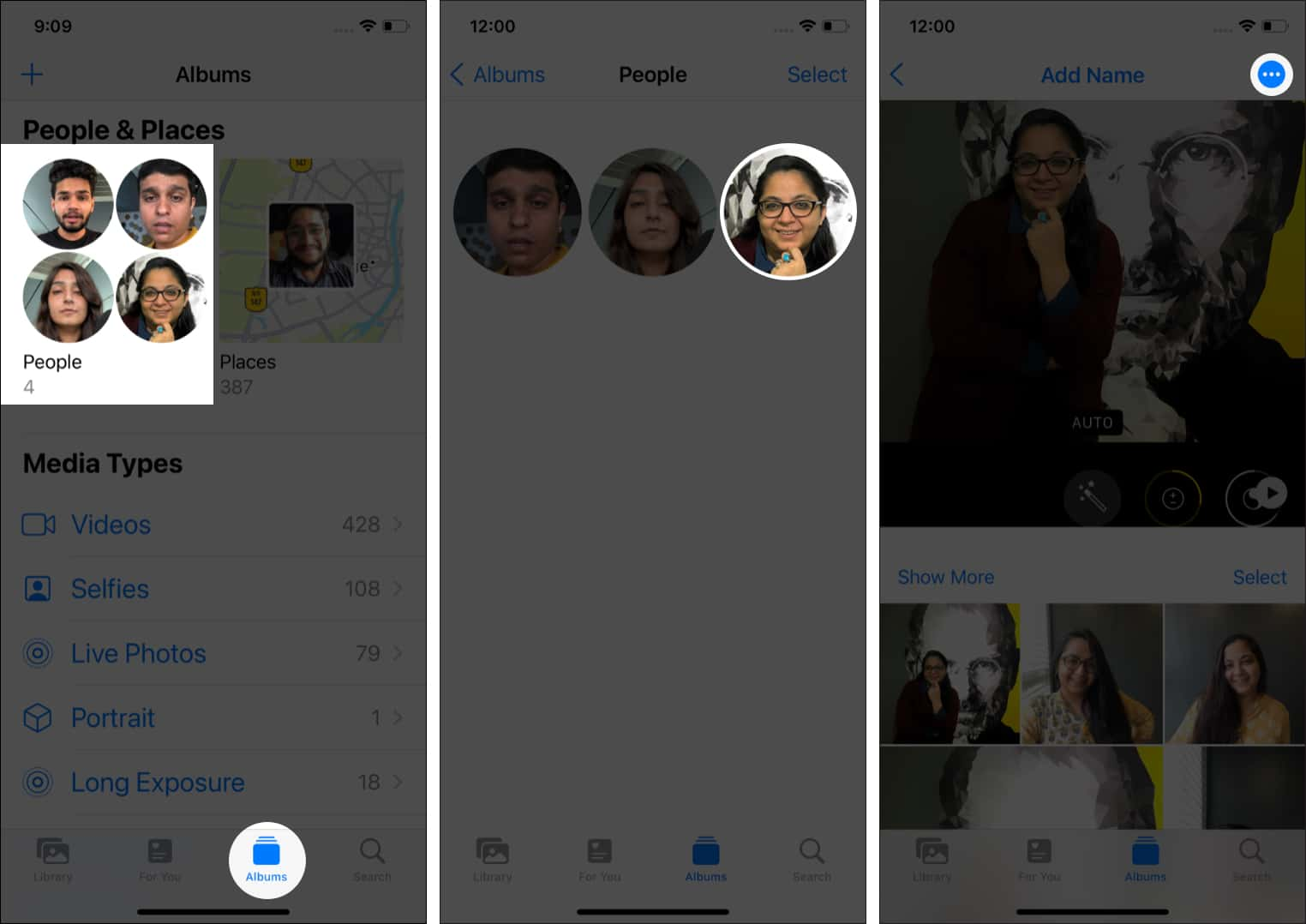 How to block someone in Photos Memories in iOS 15