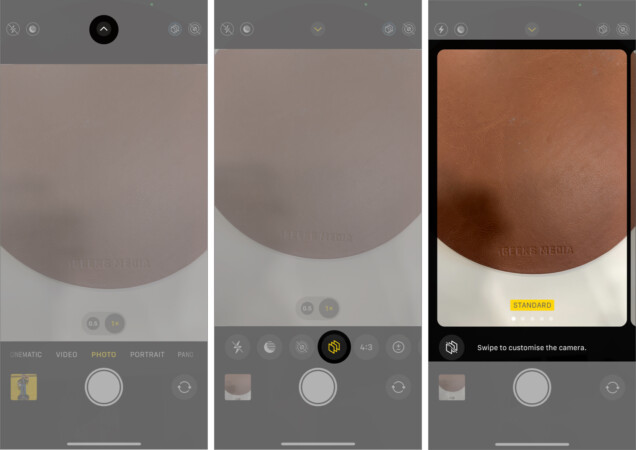 How to choose Photographic Styles on iPhone 13