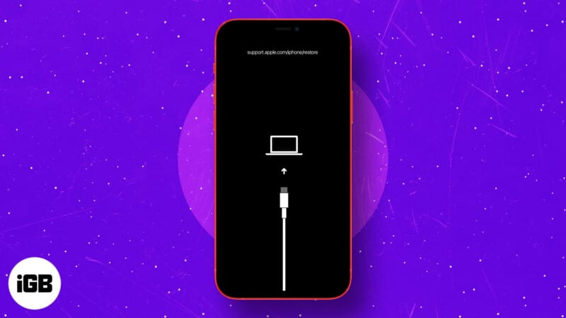 How to put an iPhone in DFU Mode