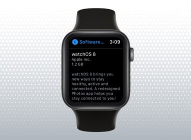 How to update software directly on Apple Watch