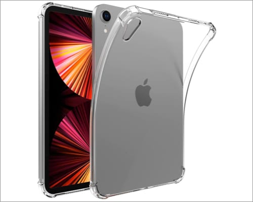 IVSOTEK iPad Mini 6 Clear Case