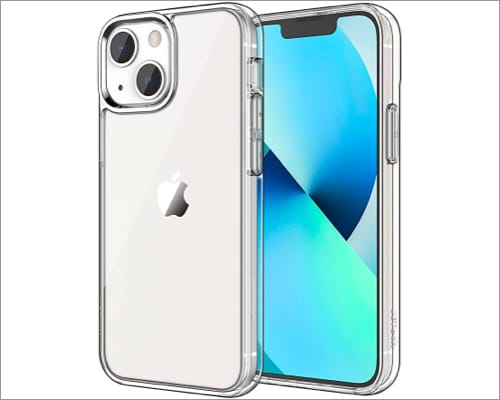 JETech clear case for iPhone 13 mini