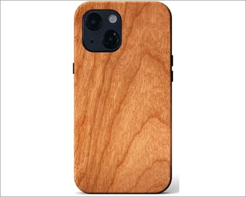 KERF iphone 13 wood case
