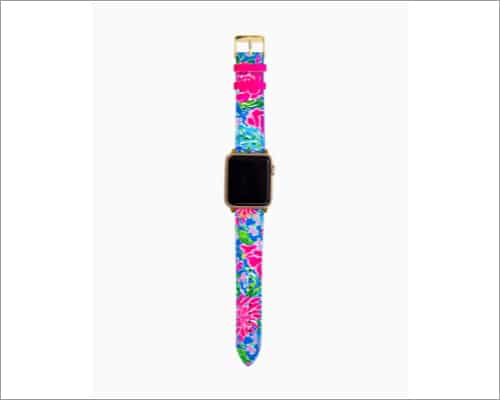 Lilly Pulitzer band for Apple Watch