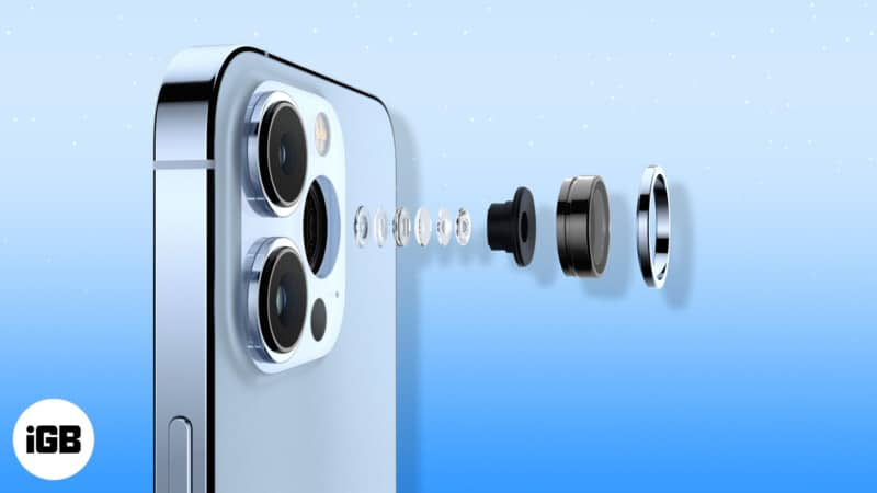 New iPhone 13 camera features- What's so special