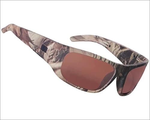 OhO Audio Glasses,Open Ear Audio Sunglasses Speaker to Listen Music