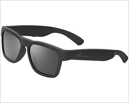 OhO sunshine Audio Sunglasses compatible with iPhone