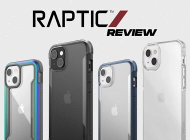Raptic cases for iPhone 13 series
