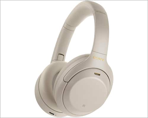 Sony Wireless Leading Noise Canceling Headphones for iPhone 13