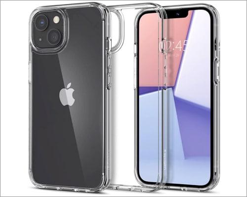 Spigen Ultra Hybrid Clear case for iPhone 13 mini