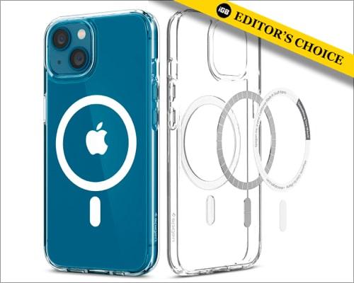 Spigen ultra hybrid iPhone 13 & 13 Pro clear case