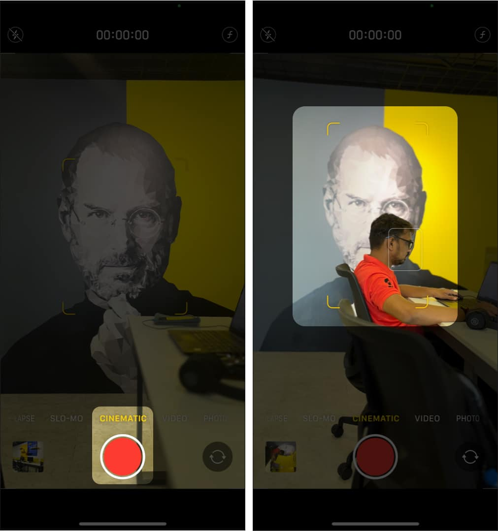 Use Apple's Cinematic Mode on iPhone