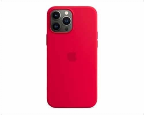 apple iphone 13 pro max silicon case