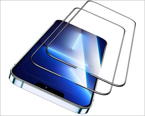 esr iphone 13 pro screen protector