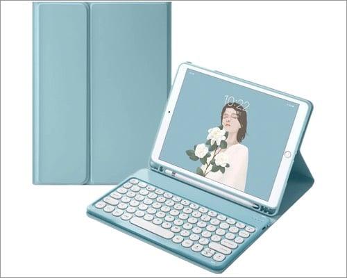 henghui ipad mini 6 keyboard case