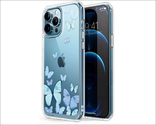 iblason halo iphone 13 pro max clear case
