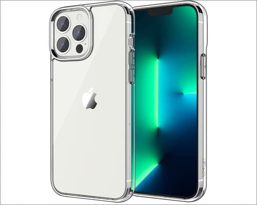 jetech iphone 13 pro max clear case