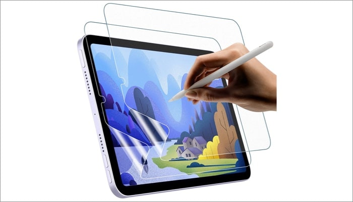 Moko pet iPad mini 6 screen protector