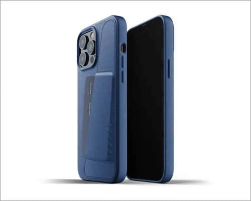 mujjo iphone 13 pro max wallet case