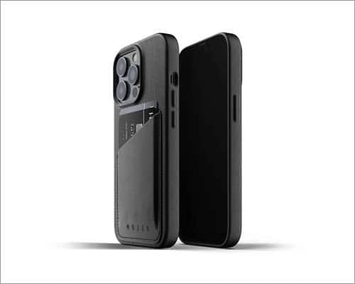 mujjo iphone 13 wallet case