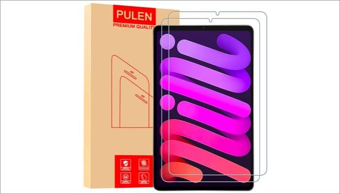 Pulen anti-scratch iPad mini 6 tempered Glass
