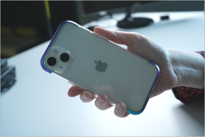 raptic iphone 13 bumper case