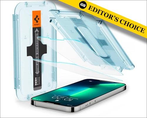 spigen iphone 13 screen protector