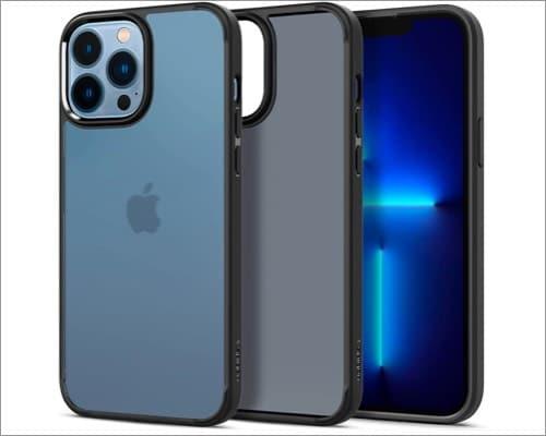 spigen ultra hybrid iphone 13 pro max bumper case