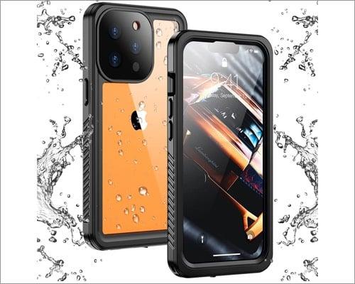 temdan iphone 13 waterproof case