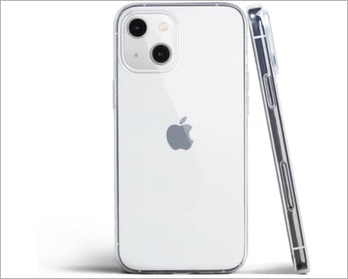 totallee iphone 13 clear case