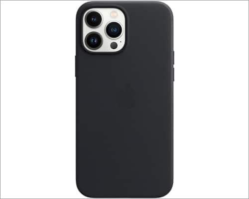Apple Ledertasche mit MagSafe für iPhone 13 Pro Max
