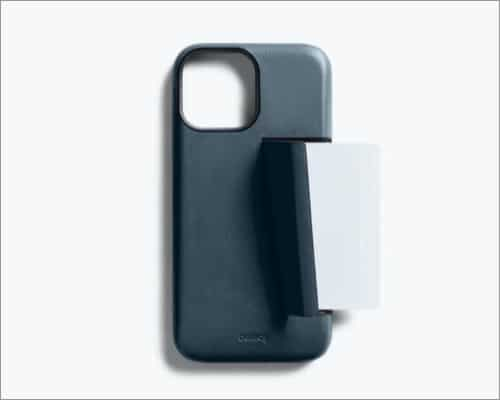 Bellroy Lederhülle für iPhone 13 Pro Max