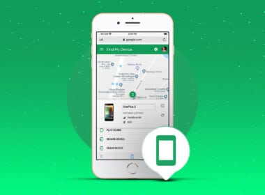 Find Android Device From iPhone