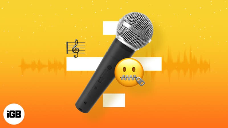 How to remove vocals from any song on Mac