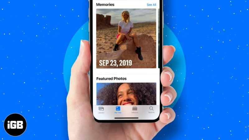 How to use the Memories feature in Photos on iPhone and iPad