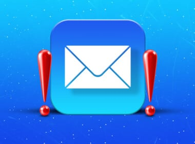 Mail app not working on iPhone and iPad