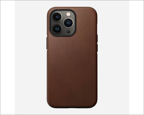 Nomad modern case for iPhone 13 and iPhone 13 Pro