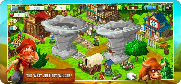 The Oregon Trail strategy game for iPhone and iPad