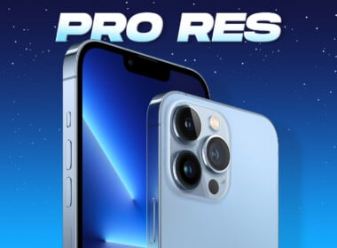 What is Apple ProRes on iPhone