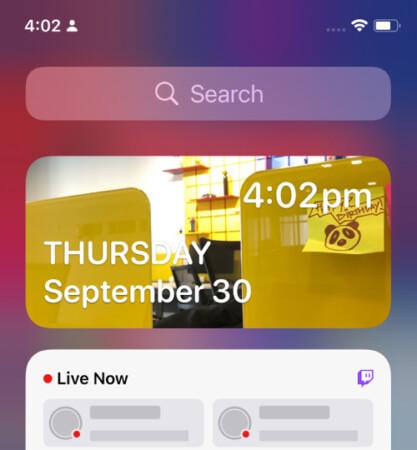 Widgetsmith for iPhone Home Screen