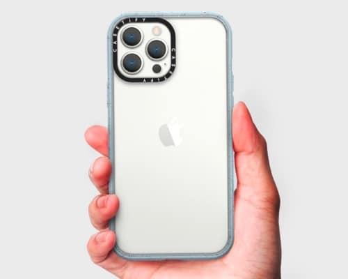 Casetify customizable iPhone 13 mini bumper case