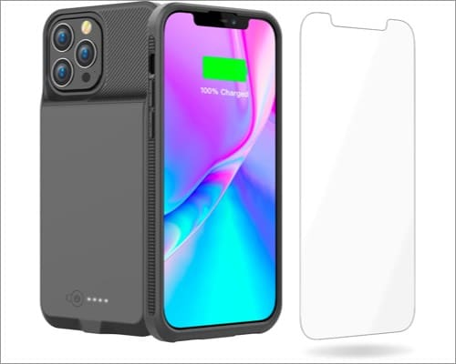 gin foxi iphone 13 pro max battery case