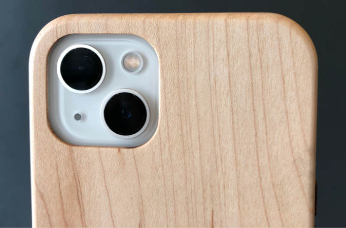 kerf iphone 13 case camera protection