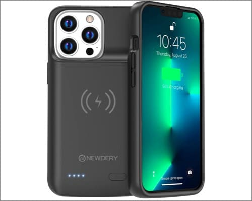 newdery iphone 13 pro max battery case