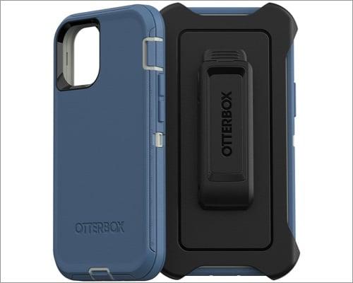 OtterBox Defender Series bumper case for iPhone 13 mini
