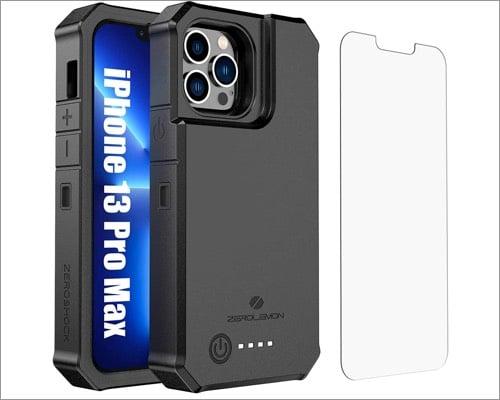 Zerolemon iPhone 13 Pro Max Batteriehülle